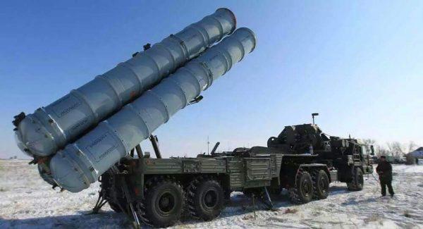 Sistem Rudal anti Serangan Udara milik Rusia S-400