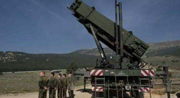 Rudal Patriot sistem peluru kendali Rudal darat ke udara