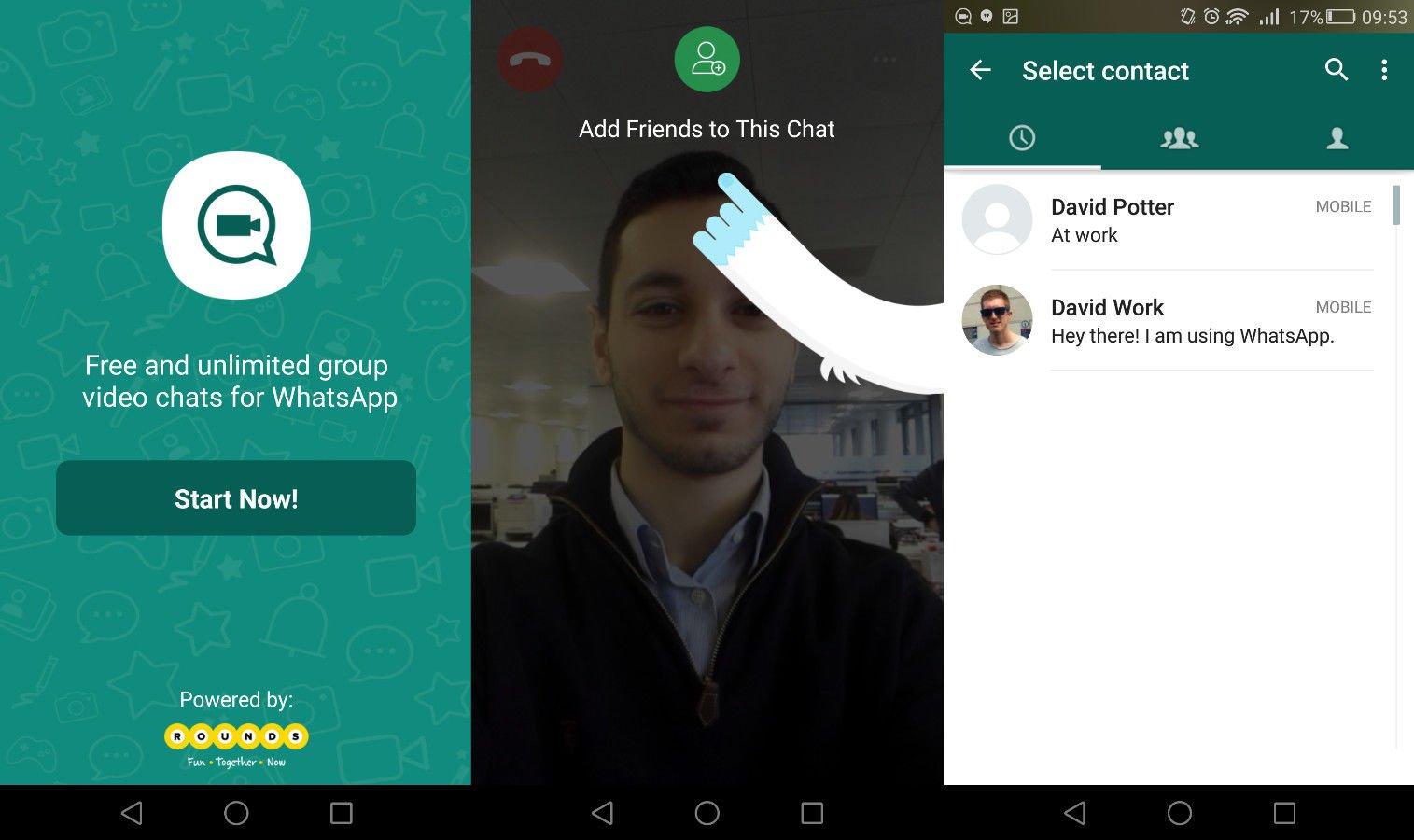Mau Tau Cara Kerja Video Call Di Whatsapp Begini Cara Pakainya