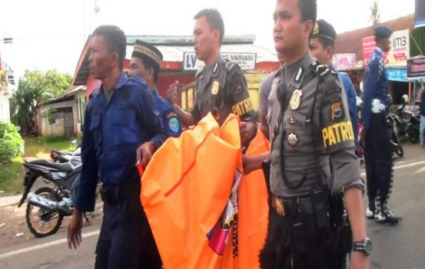 1 korban Dalam Kebakaran 4 Ruko di Bengkulu